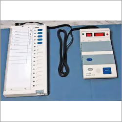 Electronic Voting Machine for Election
