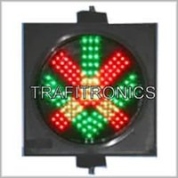 LED Overhead Lane Signal Light
