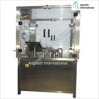 Automatic Ampoule Vial Labeling Machine