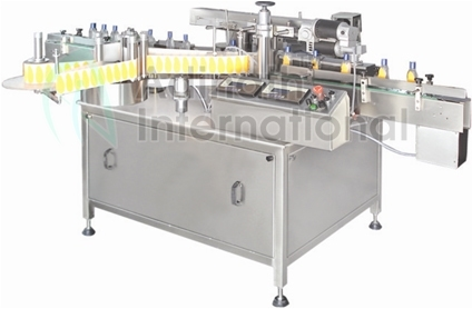 Ampoule Vial Sticker Labeling Machine