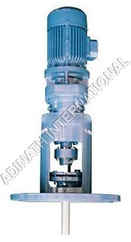 Dry Powder Mixers, Chemical Agitator