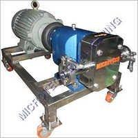 Rotary Lobe Pumps manufacturers in Delhi