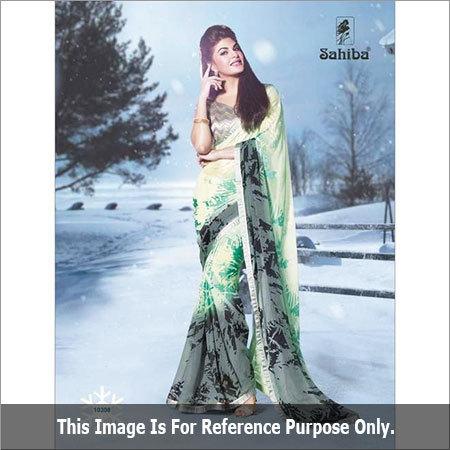 Colorful Designer Sarees