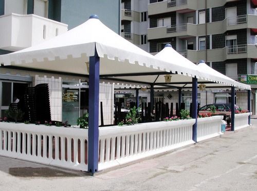 Food Court & Restaurent Tent