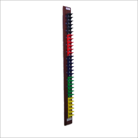 SHOUDLER ABDUCTION LADDER (Wall Mounting):