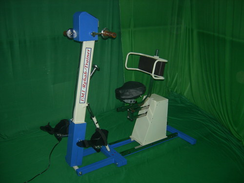 Rehab Trainer (Hand/Knee Cycle, Manual)