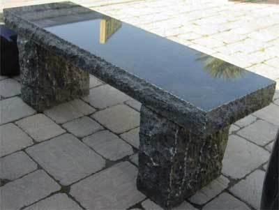 Granite Benches