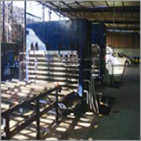Loading Lifting Table & Pressing Of Mat