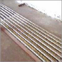 Formation Of Corrugation Sheet
