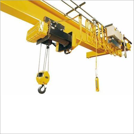Precision EOT Cranes