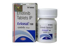 Erlonat Erlotinib 150 mg Tablets