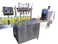 Bottle Aluminium Capping Machine