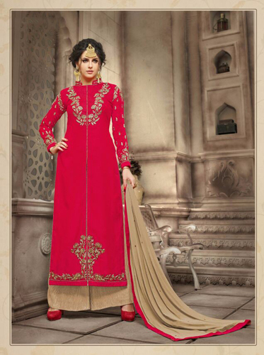 Plazzo Style Lovely Salwar Suit