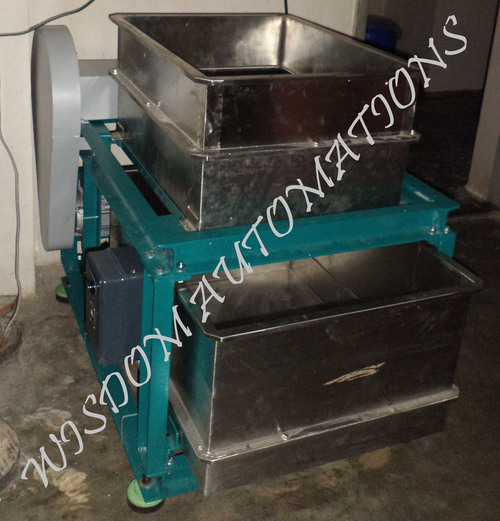 Flour Filtering Machine