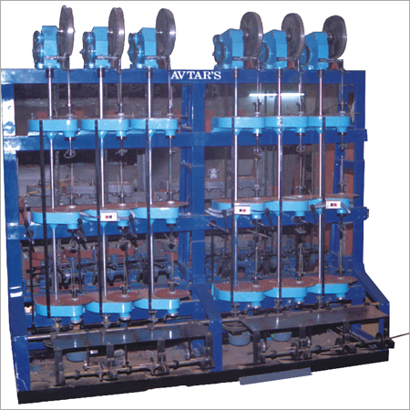 Submersible Winding Wire Machine