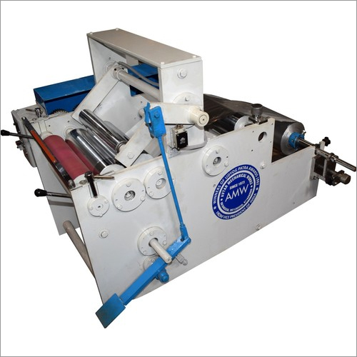Aluminum Foil Rewinder Machines