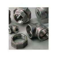 SB366 Monel 400 500 Forged Fittings High Pressure