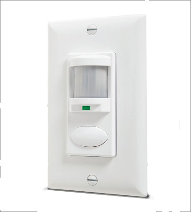 Passive Infrared Wall Switches