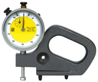 Dial Thickness Gauge For Side Clearance
