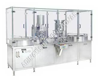 Dry Powder Filler & Capper