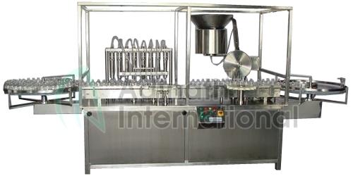 Dry Powder Filling Machine for Pharmaceutical Vials/Bottles