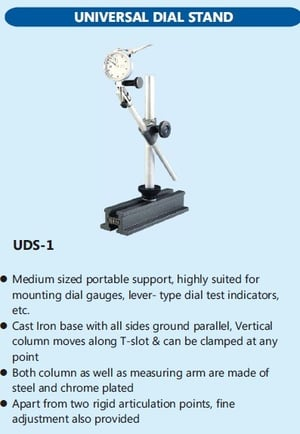 Universal Dial Stand