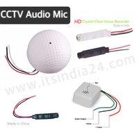 CCTV Audio Mic