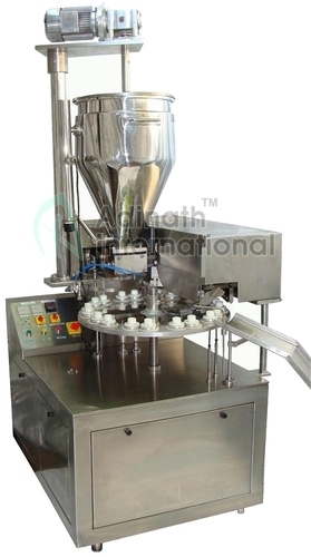 Pharma Cream Preparation Plant