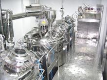 Toothpaste Preparation Plant
