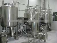Cosmetic Cream Production Plant