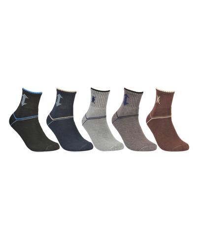 Long Elastic Terry Cozy Socks