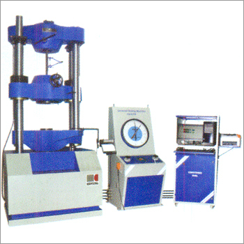 Computerized Universal Testing Machine