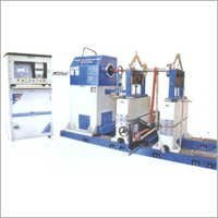 Horizontal Axis Balancing Machine