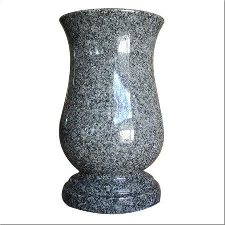 Fancy Granite Vase