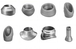 Stainless Steel Sweep Outlets