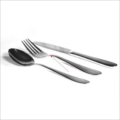 Stainless Steel Fork & Knife