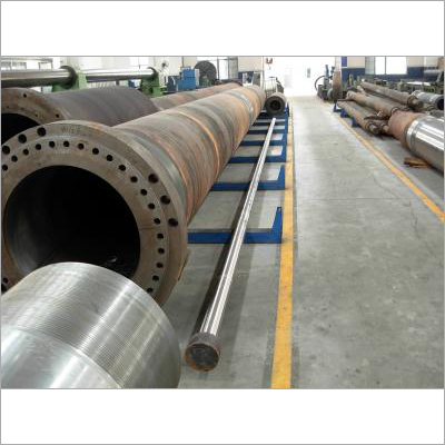 Cylindrical Long Shafts