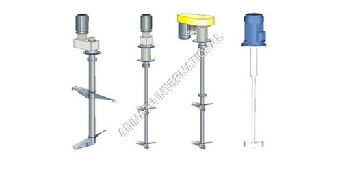 Chemical Agitator Applied In many Industry