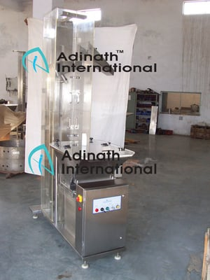 Tablet Loading Machine For Blister Packing Machine