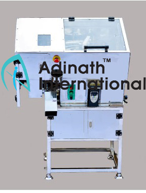 Coated and Polished Tablet Printing Machine