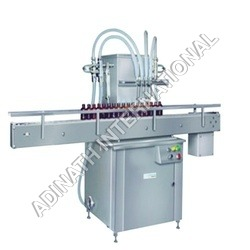 Automatic Bottle Filling Machine For 100ML/200ML/300ML/400ML & More Bottles