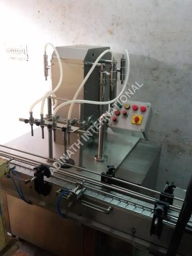 Plastic Bottle Filling Machine