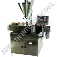 Auger Dry Syrup Filling Machine