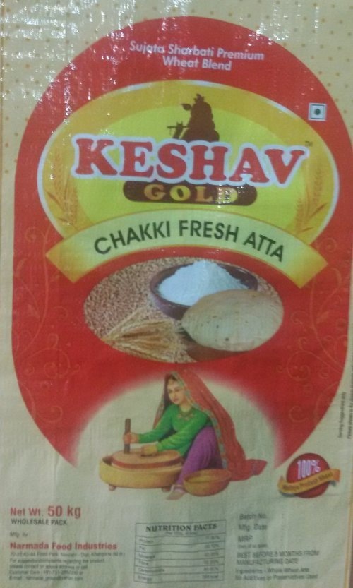 Keshav Gold Chakki Fresh Atta