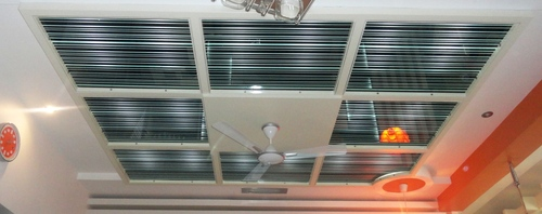 Ceiling Glass Design