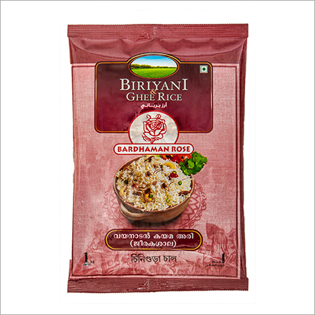 Biryani & Ghee Rice 1Kg Bardhaman Rose Brand
