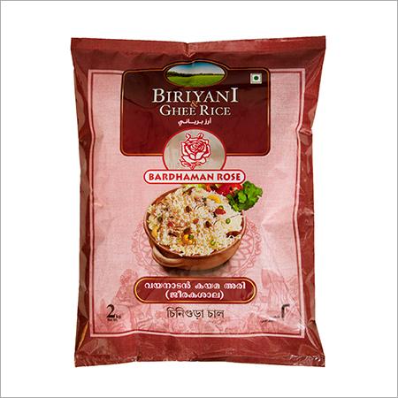 Biryani & Ghee Rice 2Kg Bardhaman Rose Brand