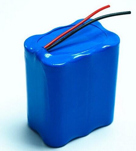 14.8V 6600mAh 18650 battery pack for solar system