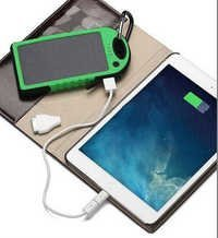 5000mAh solar power  solar charger for iPhone