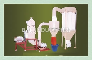 25HP Chilly Grinding Machine